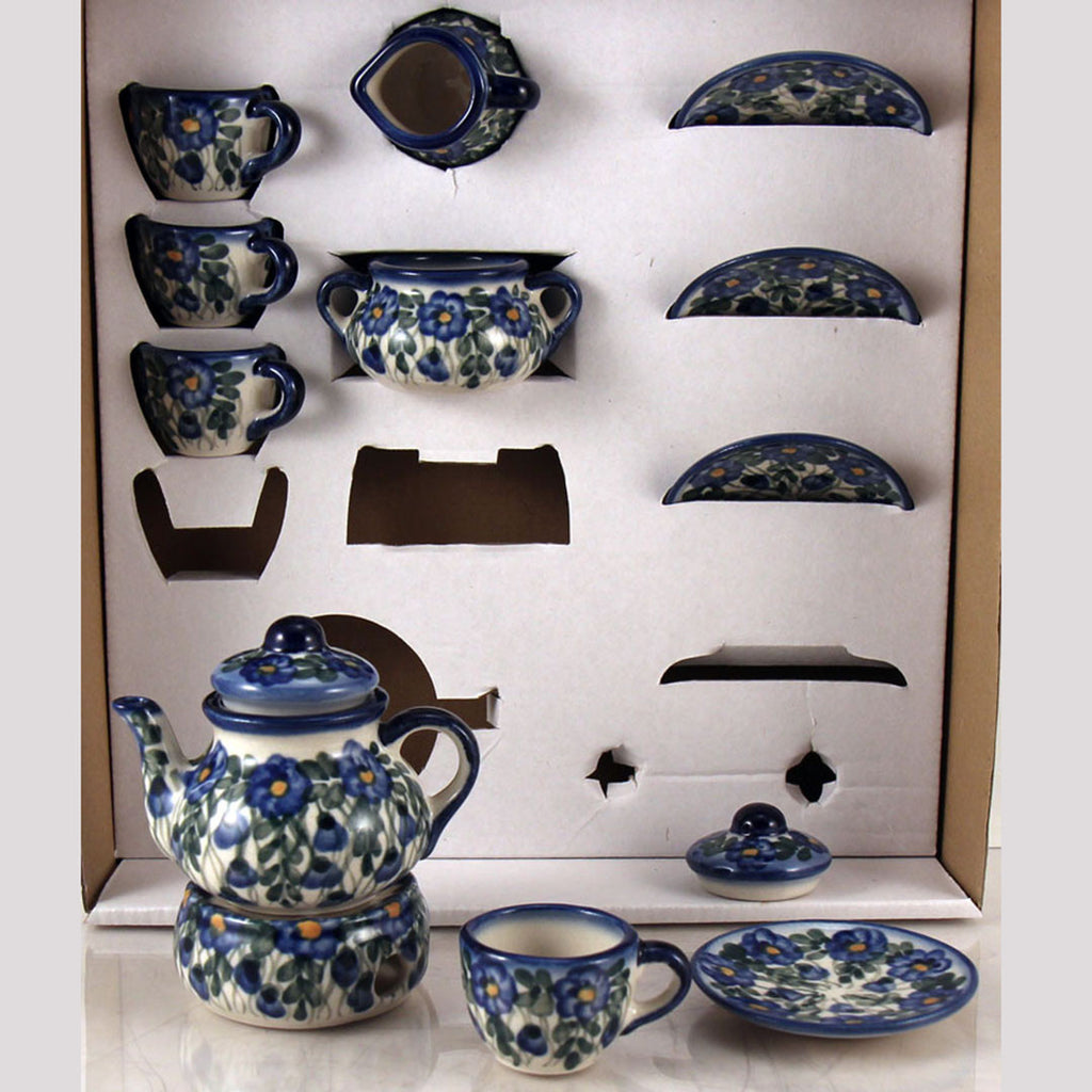 WR Mini Tea Set
