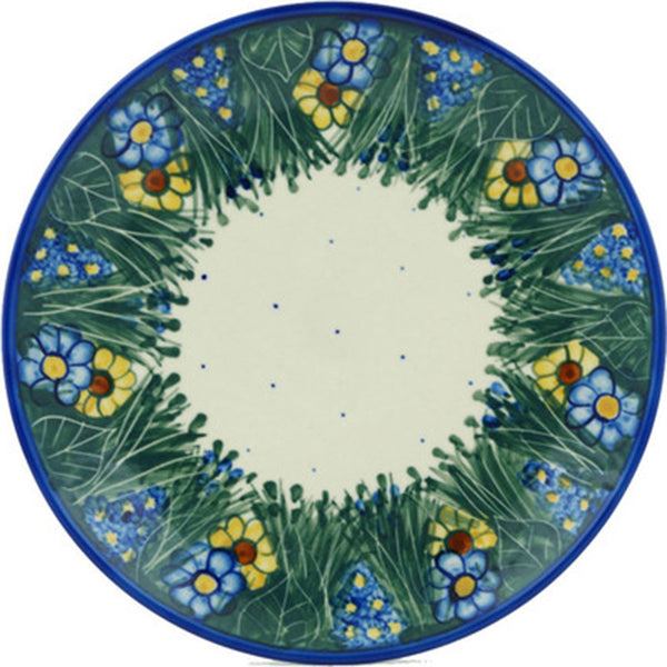 WR Dinner Plate, Unikat 9.5 in diameter