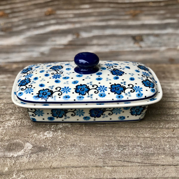 CA Square Butter Dish