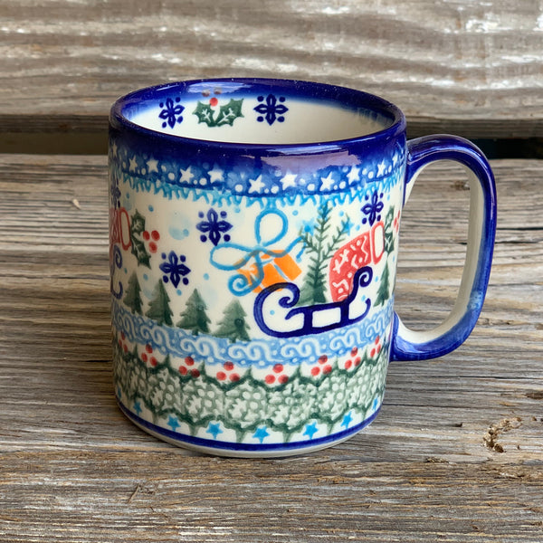 Vena Signature Christmas Mugs
