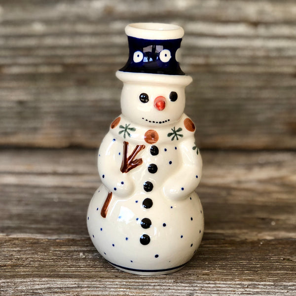 Snowman Candle Holder, Zaklady