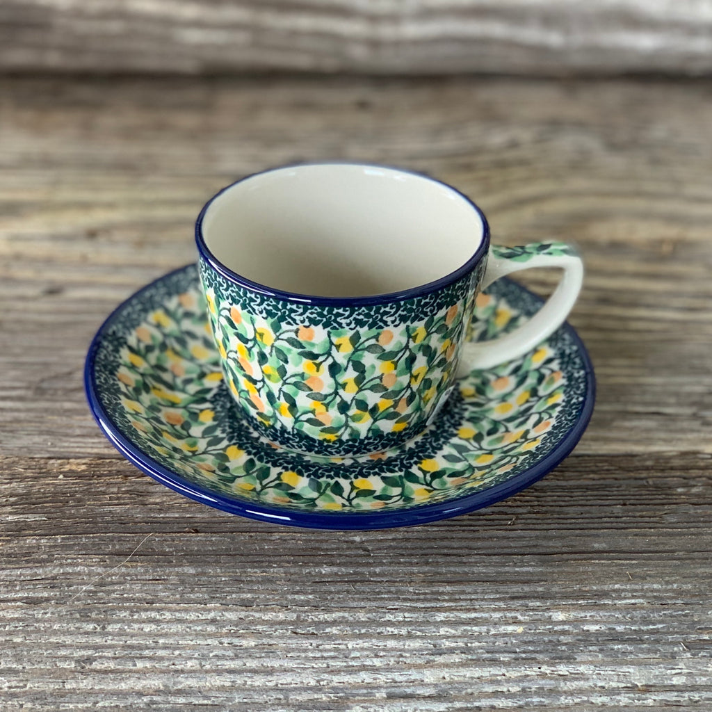 Cup and Saucer CA