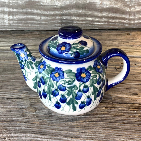 WR Small Teapot