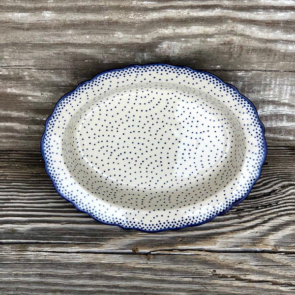 Small Scalloped Baker Manufaktura