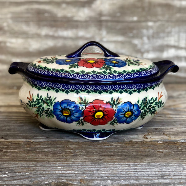 Small Fancy Tureen Millena