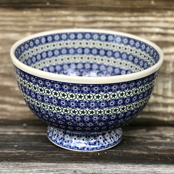 CA Large Footed Bowl