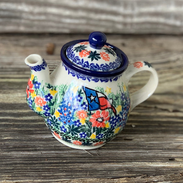 CA Small Teapot 13oz