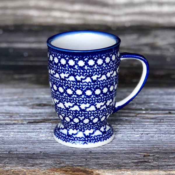 Vena Footed Mug 10 oz