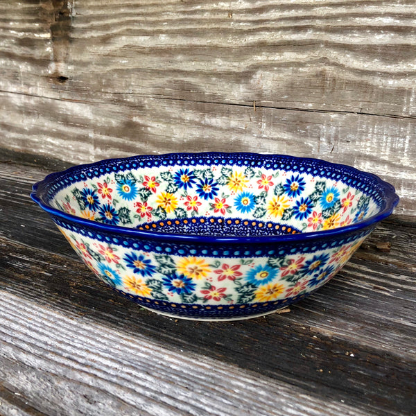 Vena Scalloped Edge Bowl 10 1/4 dia