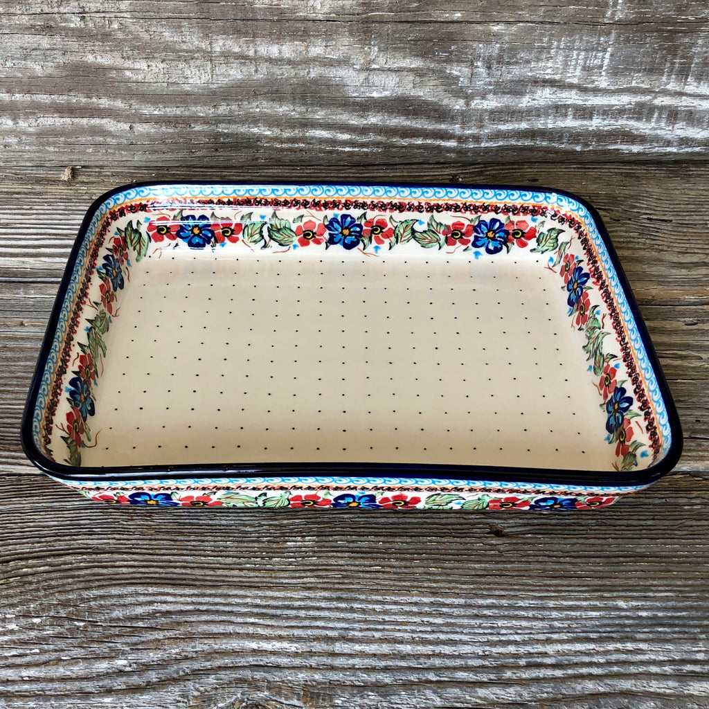 Large Rectangular Baker Millena