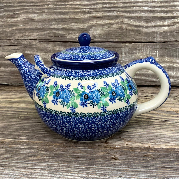CA Teapot with Handle Spout, Large