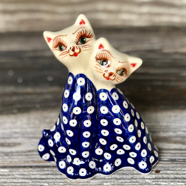 "7"" Cat Figurine Clearance"