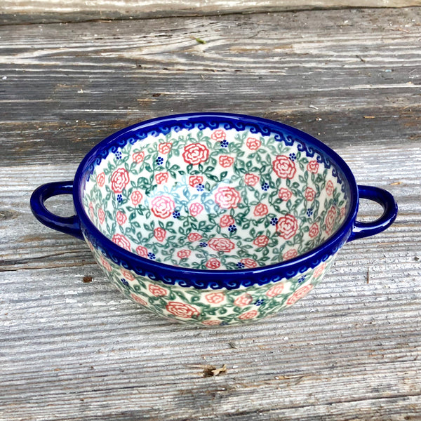 Vena Serving Bowl with handles