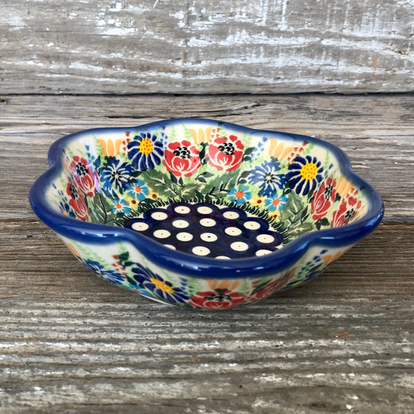 Kalich Waved Bowl 6 1/4 in