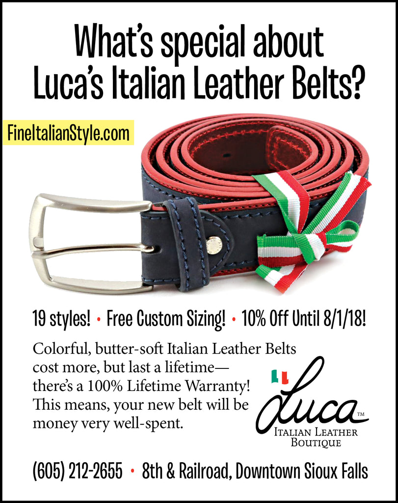 What is so special about our belts?