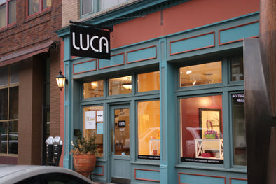 Luca Leather in Sioux Falls SD - Designer leather Handbags