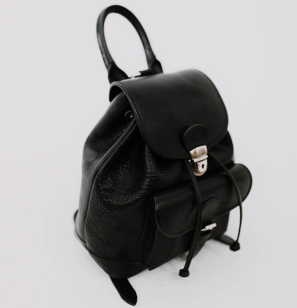 Elisa Backpack - Vegetable tanned leather