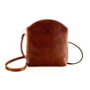 The Italian Tech Leather Bag in Brown - at LUCA Boutique (2534387777621)