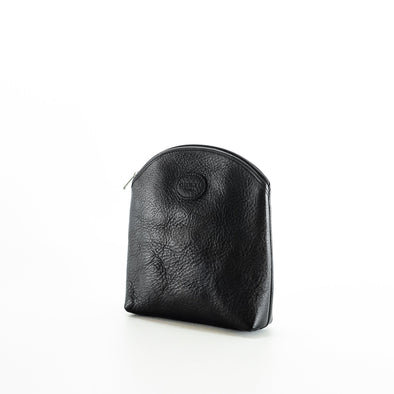 The Italian Tech Leather Bag in Black - at LUCA Boutique (2534387777621)
