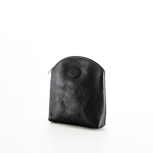 The Italian Tech Leather Bag in Black - at LUCA Boutique
