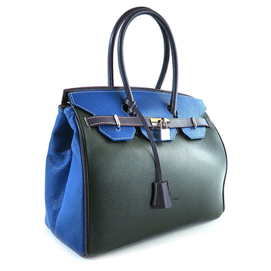 Brigitte Italian Leather Bag Collection