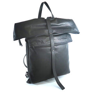Artist Backpack in Soft Italian leather