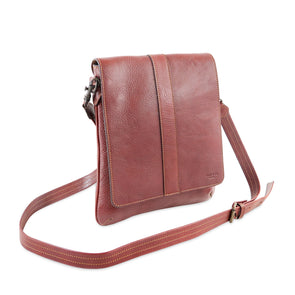 Fabrizio Italian Small Messenger Bag