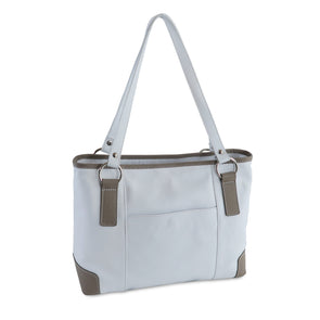 Easy Italian Leather Tote