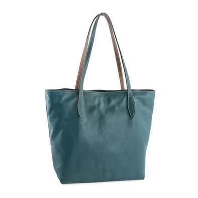 Safira Italian Leather Tote (4111769632853)
