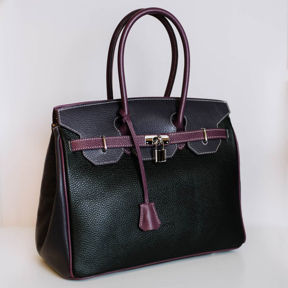 Brigitte Italian Leather Bag Collection (2501515509845)