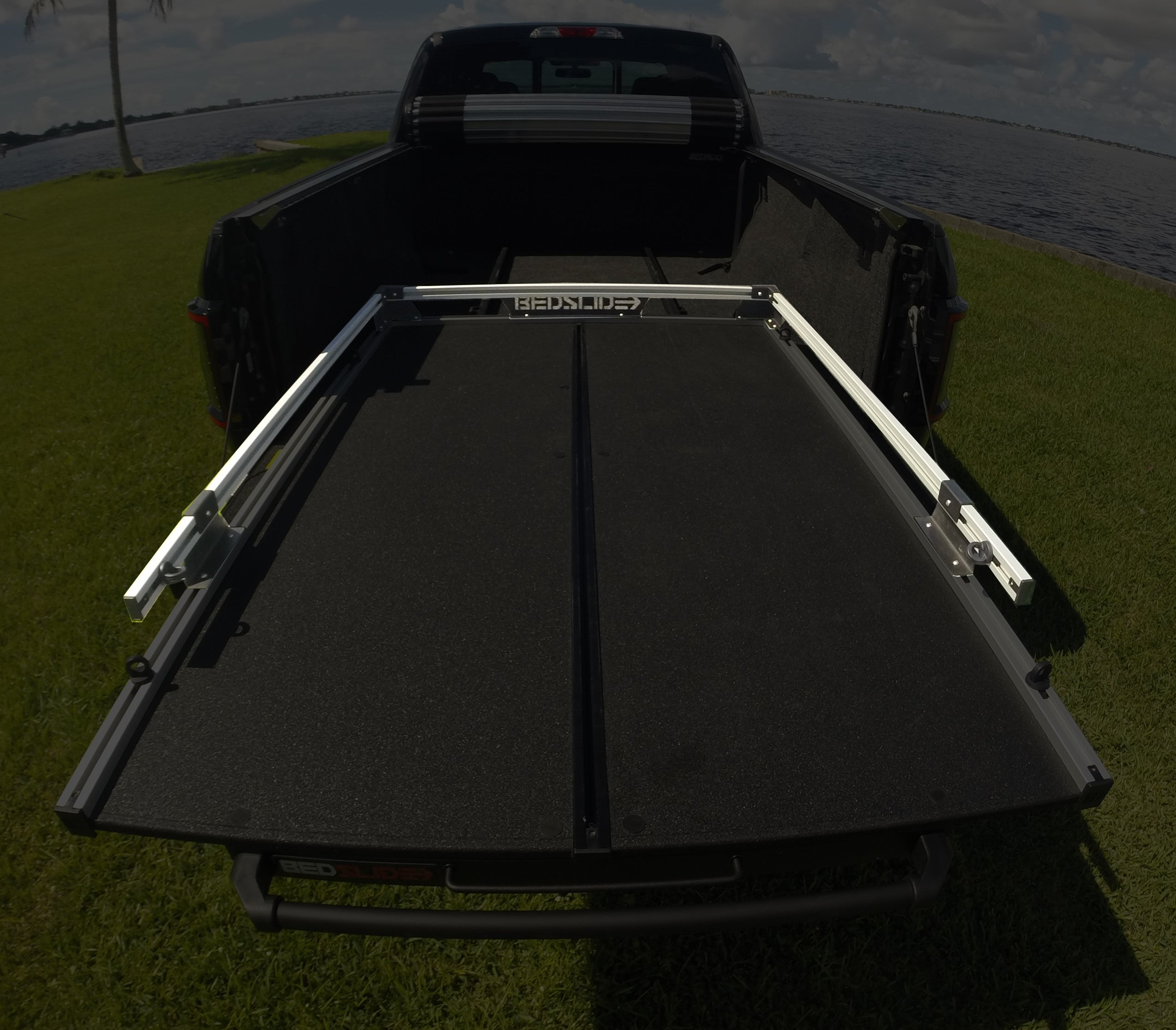 RAILS: TRAXRAIL KIT FOR BEDSLIDE S