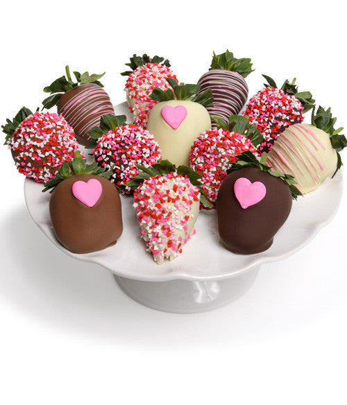 Mother's Day Chocolate Covered Strawberries - Golden Edibles