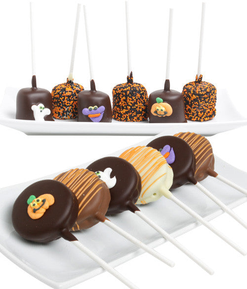 Halloween Chocolate Covered Pop Collection - 12pc - Chocolate Covered Company®