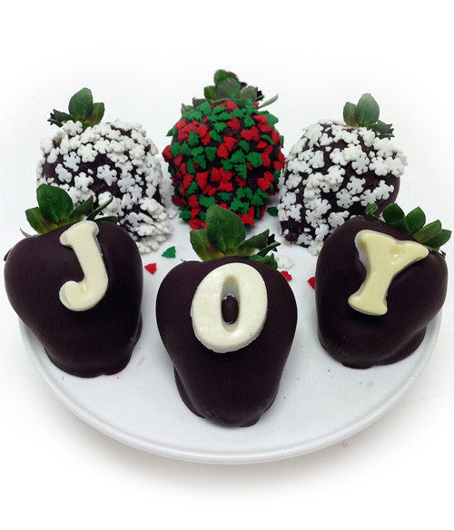 JOY Berry-Gram®- 6pc - Chocolate Covered Company®