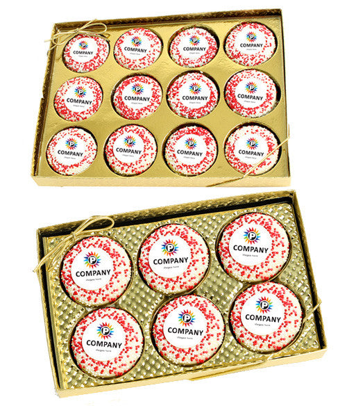 Custom Picture Logo Chocolate Covered Oreo® Cookies - Chocolate Covered Company®