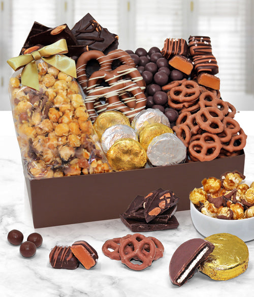 Premium Belgian Chocolate Covered Gift Box - Chocolate Covered Company®