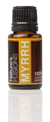 Myrrh - Commiphora Myrrha 15ml