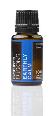 Earthly Calm - Massage Blend 15ml