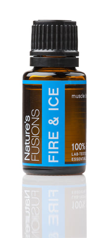 Fire & Ice - Muscle Blend 15ml