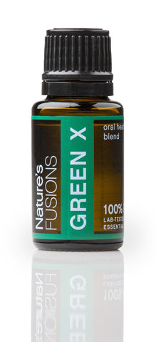 GreenX - Cleansing Blend 15ml