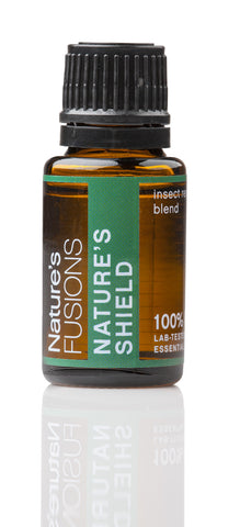 Nature's Shield - Insect Repellant Blend 15ml