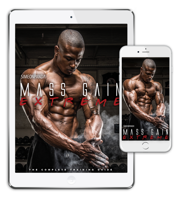Mass Gain Extreme - The Complete Training Guide
