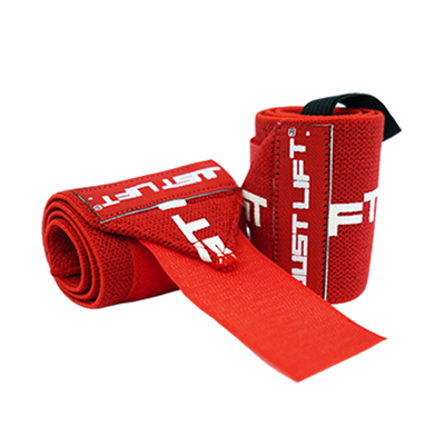 Just Lift. Fury Wrist Wraps