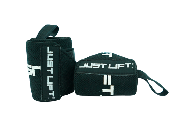 Just Lift. Wrist Wraps