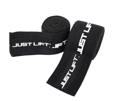 Just Lift. Knee/Elbow Wraps