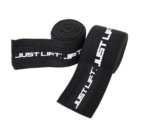 Just Lift. Padded Lifting Straps