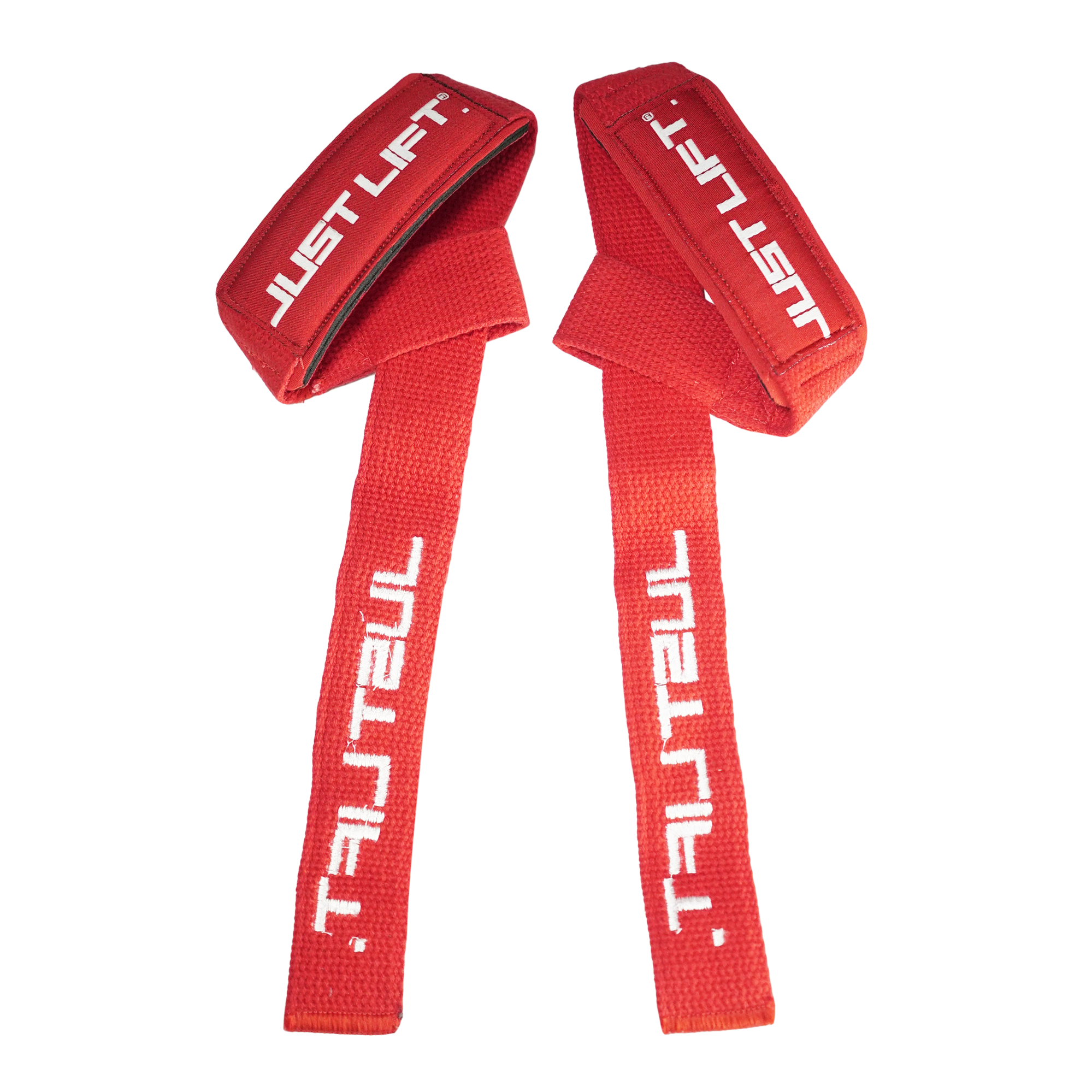 Just Lift. Fury Padded Lifting Straps