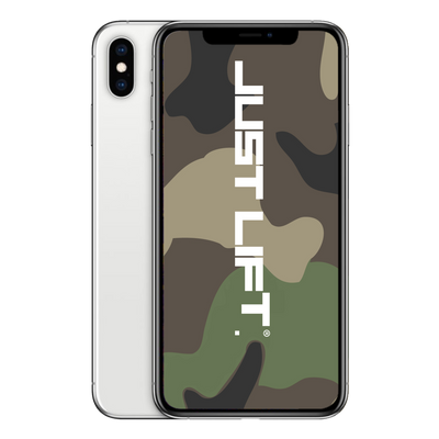 Just Lift. Phone Wallpaper – Camouflage