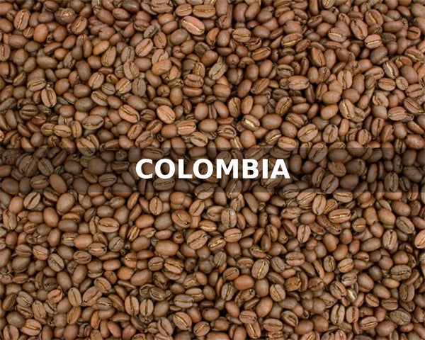 COLOMBIA - McLaughlin Coffee Roasting Company