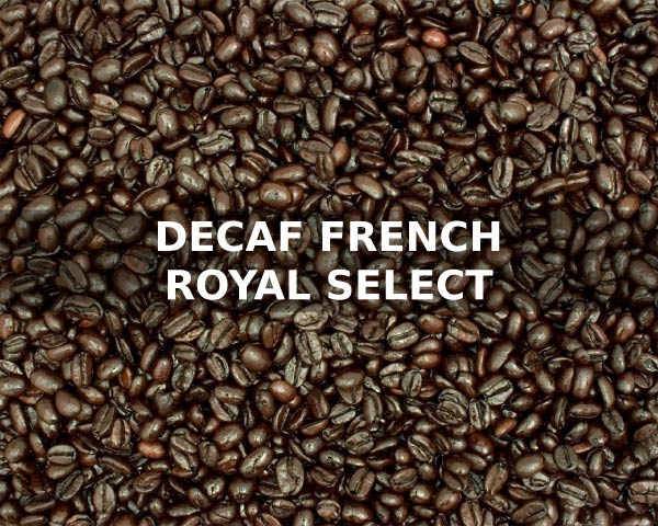 DECAF FRENCH ROYAL SELECT